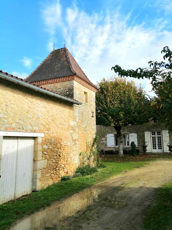 Maison à vendre à Saint Pierre de Bat