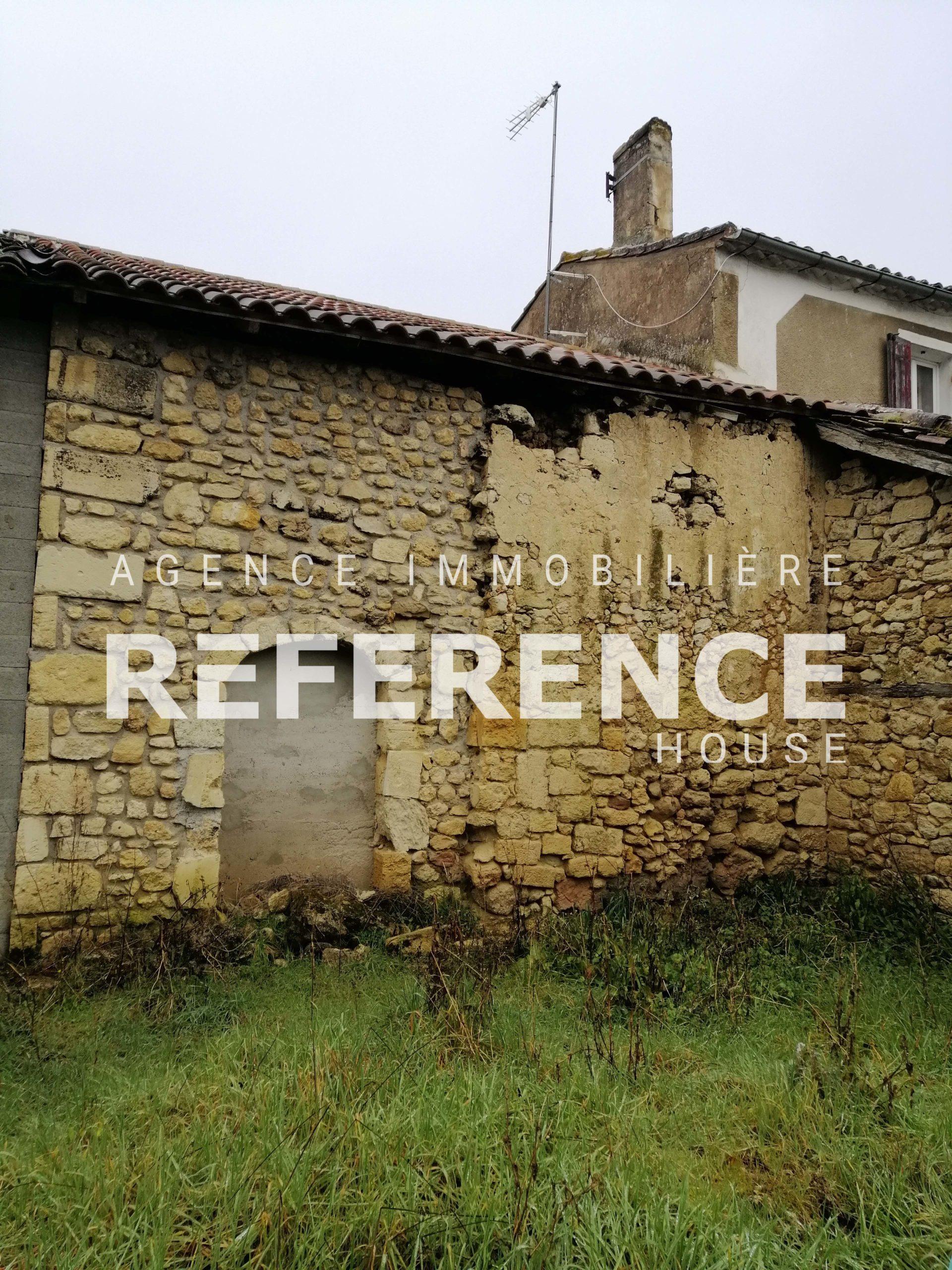 Maison à vendre localisée sur la commune de Romagne - Agence REFERENCE House
