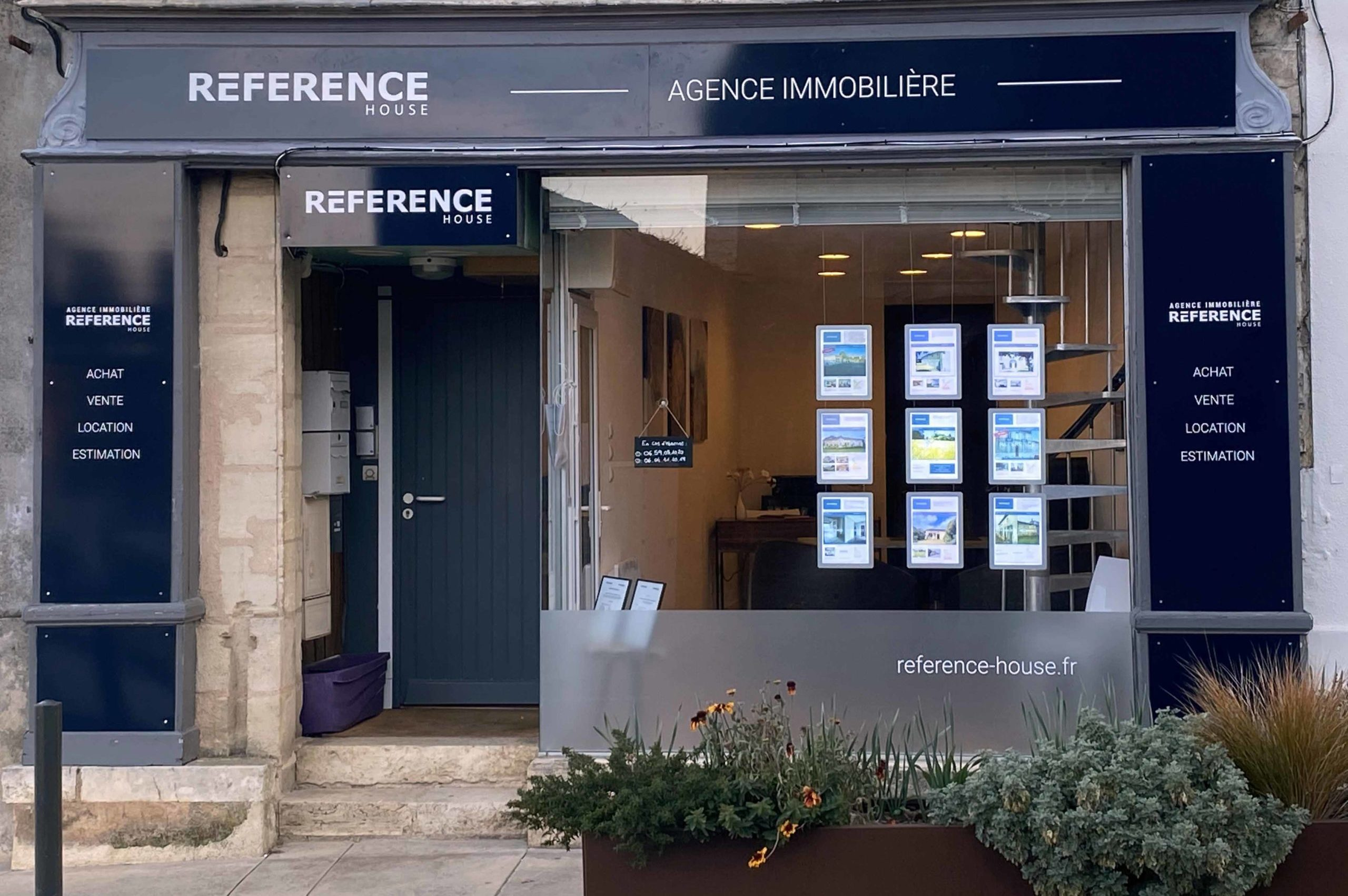 Agence immobilière REFERENCE House® à Cadillac 33410